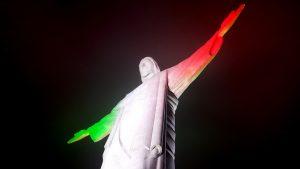 Cristo rio tricolore